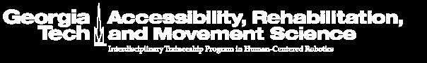 ARMS Traineeship Program in Healthcare Robotics